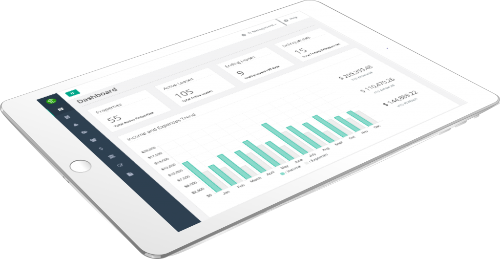 Property Management Software On iPad
